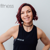 Event coach name is Lisa b.home fitness