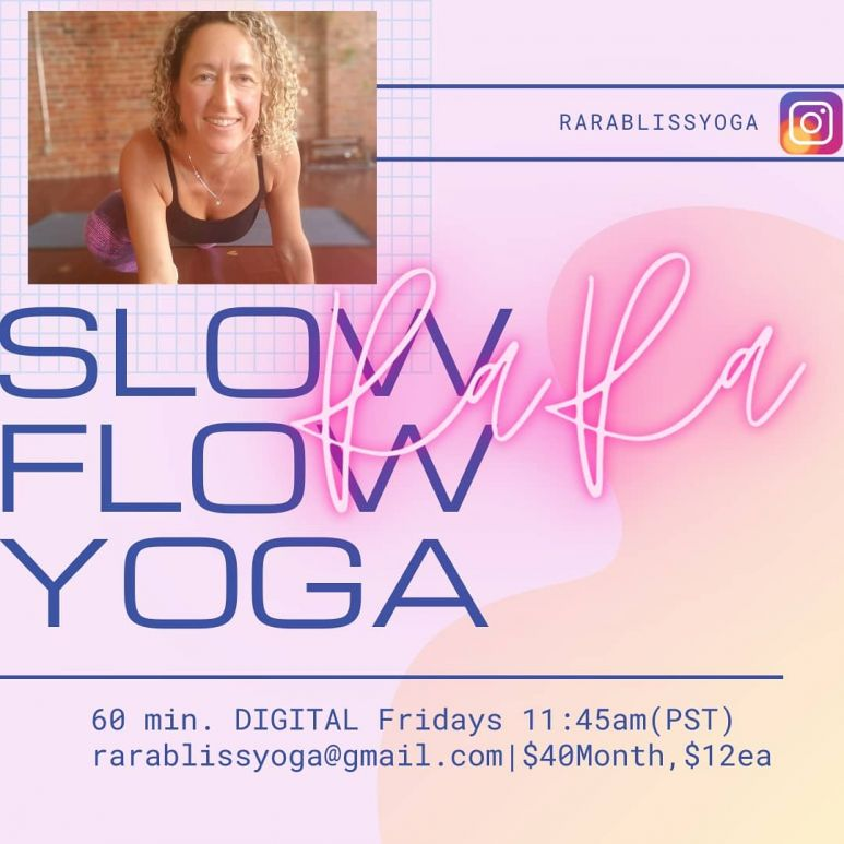 Harvest the PAUSE | Slow Flow Hatha Yoga