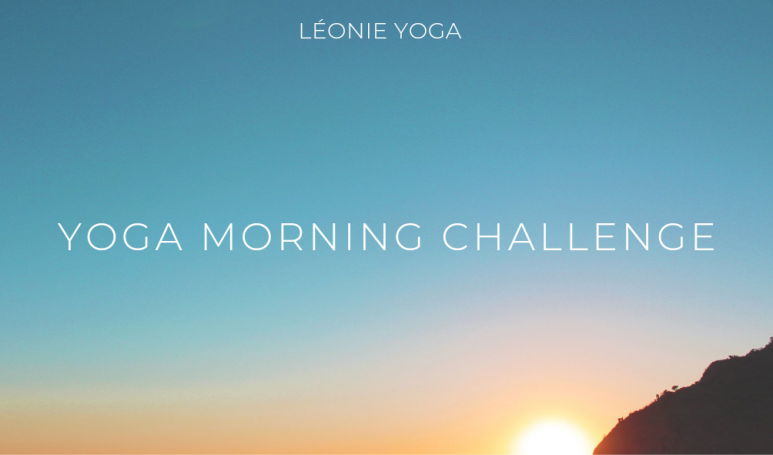 Yoga Morning Challenge