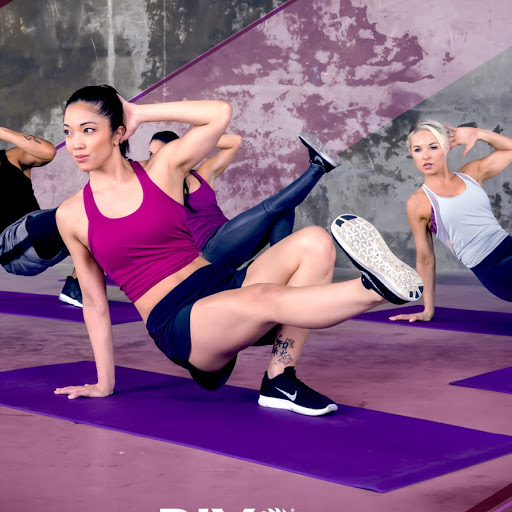 Stretch and Flow: inspired by yoga and Pilates