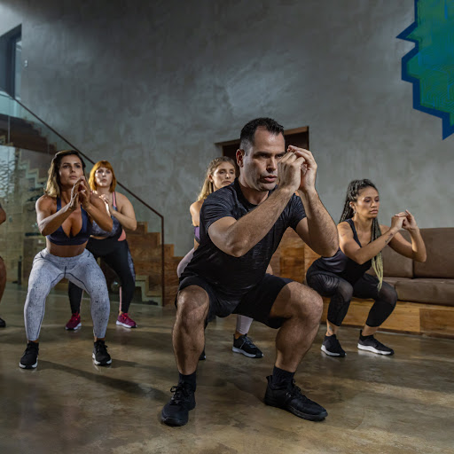 HIIT Insanity with Corps En Feu