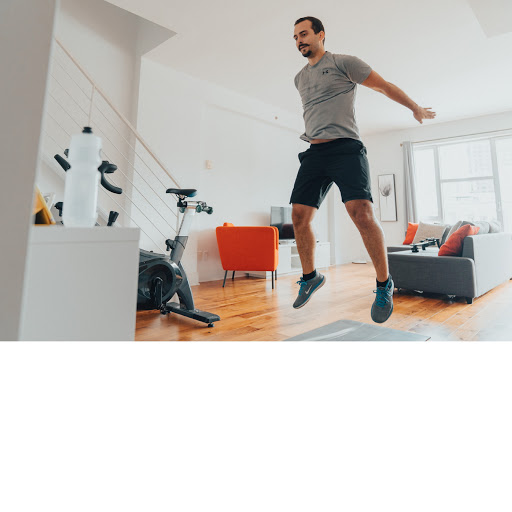 b.home fitness: Bootcamp 45