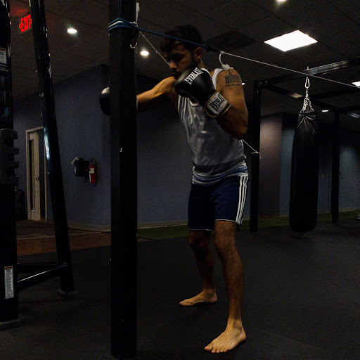 Boxer's conditioning