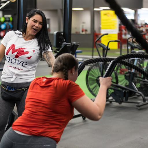 M2move cross-training 60: intervals and circuits