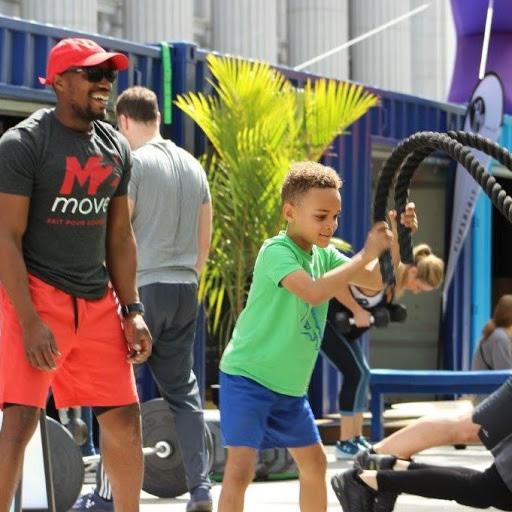 M2move cross-training for kids: intervals and circuits